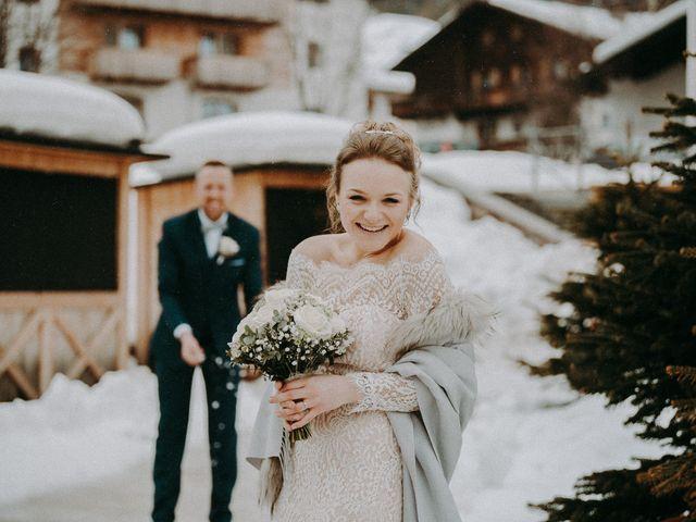 Il matrimonio di Marcel e Carolin a Corvara in Badia- Corvara, Bolzano 94