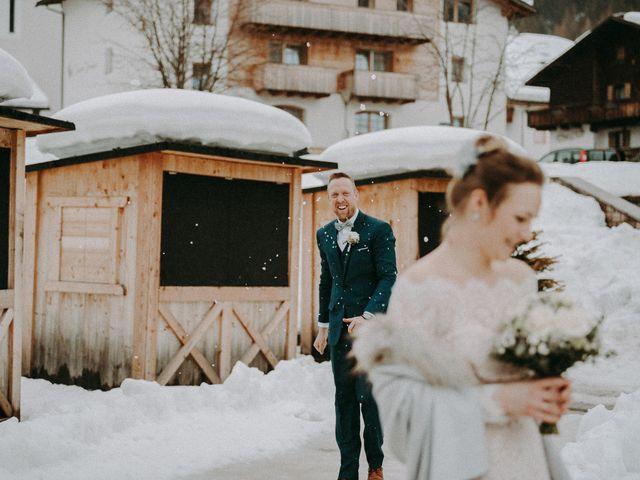 Il matrimonio di Marcel e Carolin a Corvara in Badia- Corvara, Bolzano 96