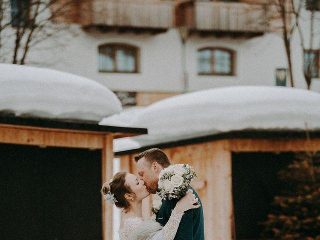 Il matrimonio di Marcel e Carolin a Corvara in Badia- Corvara, Bolzano 100