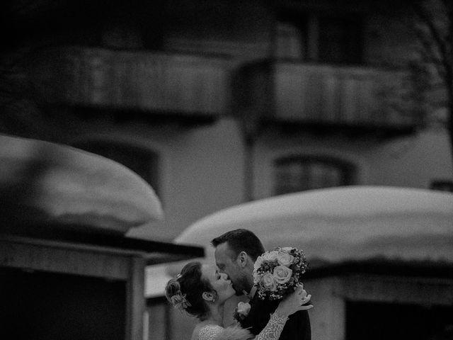 Il matrimonio di Marcel e Carolin a Corvara in Badia- Corvara, Bolzano 103