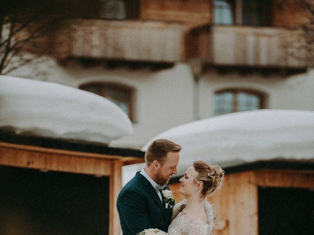 Il matrimonio di Marcel e Carolin a Corvara in Badia- Corvara, Bolzano 104