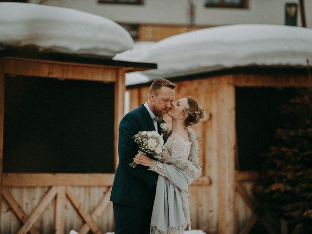 Il matrimonio di Marcel e Carolin a Corvara in Badia- Corvara, Bolzano 105