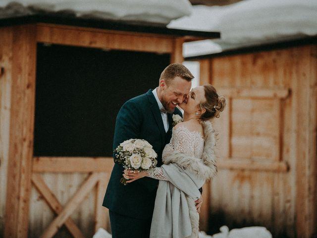 Il matrimonio di Marcel e Carolin a Corvara in Badia- Corvara, Bolzano 106