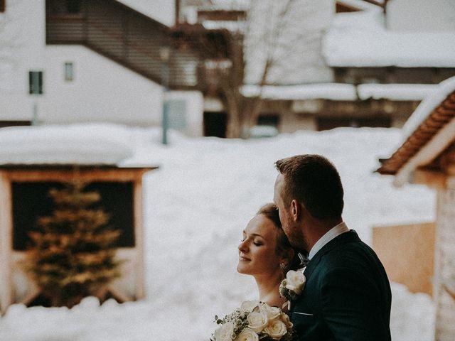 Il matrimonio di Marcel e Carolin a Corvara in Badia- Corvara, Bolzano 113