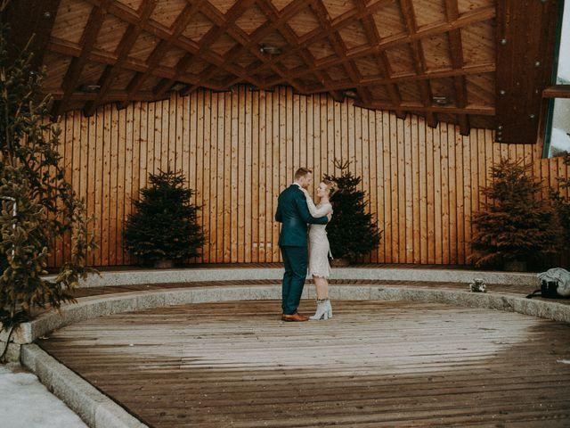Il matrimonio di Marcel e Carolin a Corvara in Badia- Corvara, Bolzano 116