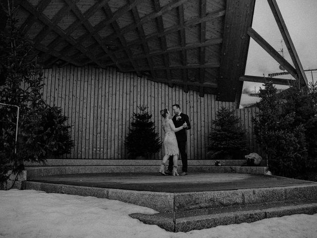 Il matrimonio di Marcel e Carolin a Corvara in Badia- Corvara, Bolzano 117