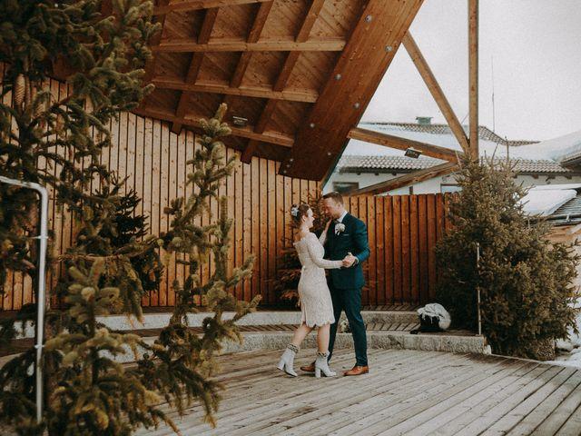Il matrimonio di Marcel e Carolin a Corvara in Badia- Corvara, Bolzano 118