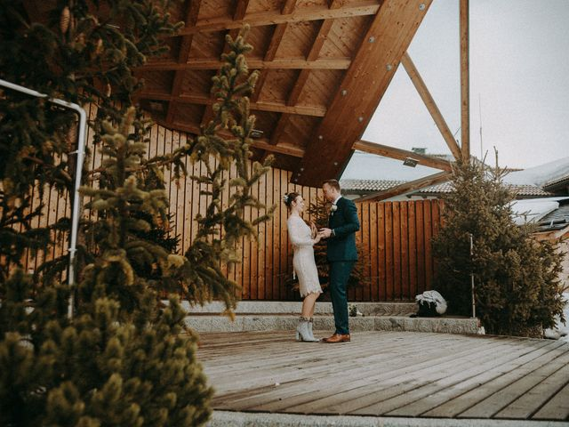 Il matrimonio di Marcel e Carolin a Corvara in Badia- Corvara, Bolzano 119