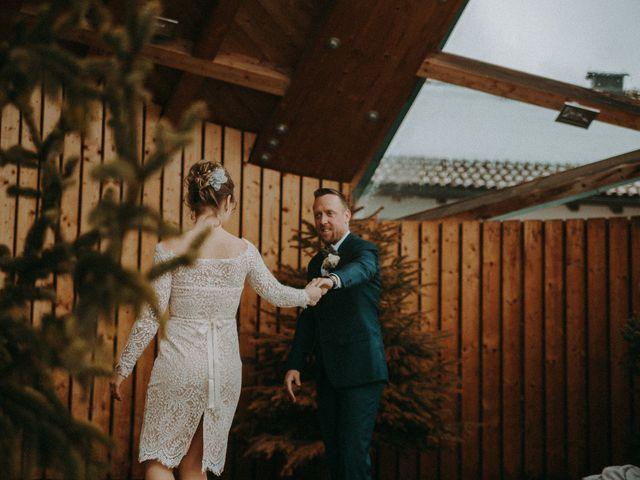 Il matrimonio di Marcel e Carolin a Corvara in Badia- Corvara, Bolzano 122