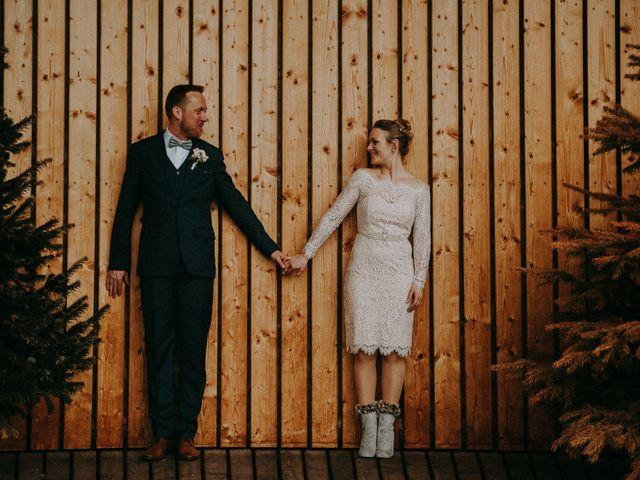 Il matrimonio di Marcel e Carolin a Corvara in Badia- Corvara, Bolzano 125