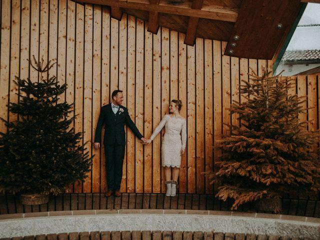 Il matrimonio di Marcel e Carolin a Corvara in Badia- Corvara, Bolzano 126