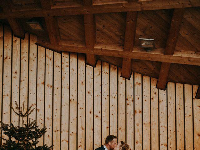Il matrimonio di Marcel e Carolin a Corvara in Badia- Corvara, Bolzano 129
