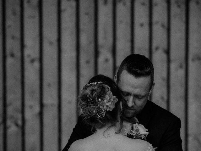 Il matrimonio di Marcel e Carolin a Corvara in Badia- Corvara, Bolzano 135