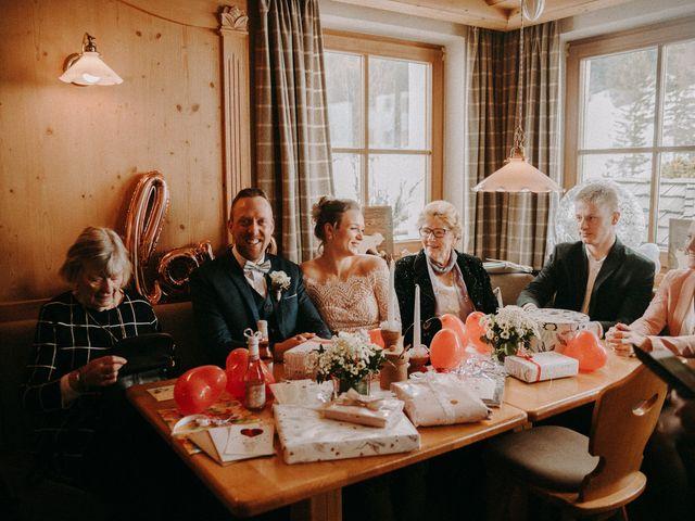 Il matrimonio di Marcel e Carolin a Corvara in Badia- Corvara, Bolzano 148