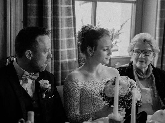 Il matrimonio di Marcel e Carolin a Corvara in Badia- Corvara, Bolzano 152