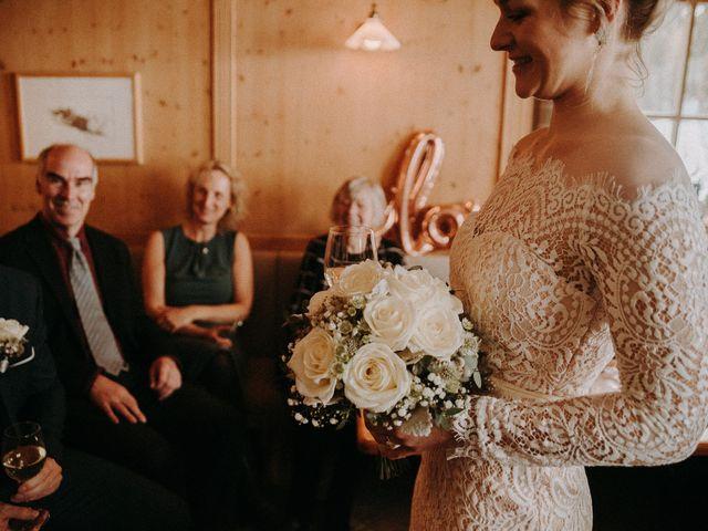 Il matrimonio di Marcel e Carolin a Corvara in Badia- Corvara, Bolzano 154