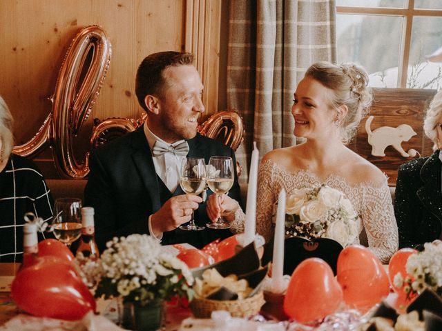 Il matrimonio di Marcel e Carolin a Corvara in Badia- Corvara, Bolzano 156