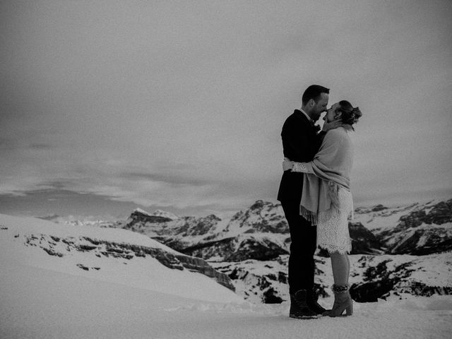 Il matrimonio di Marcel e Carolin a Corvara in Badia- Corvara, Bolzano 159