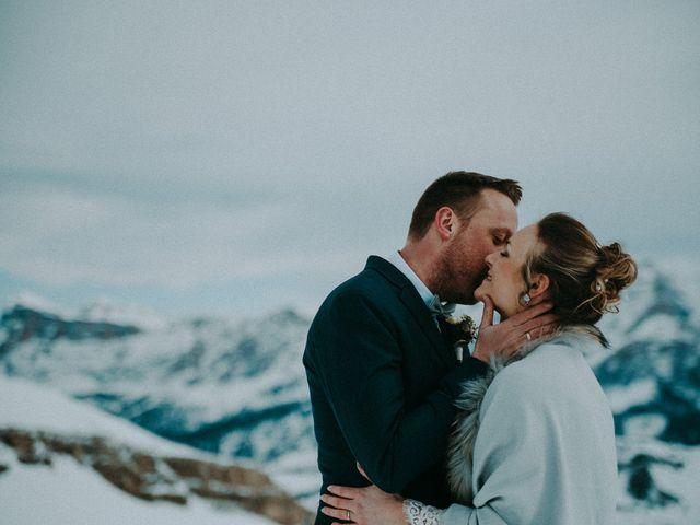 Il matrimonio di Marcel e Carolin a Corvara in Badia- Corvara, Bolzano 162