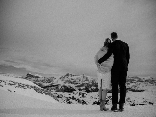 Il matrimonio di Marcel e Carolin a Corvara in Badia- Corvara, Bolzano 168
