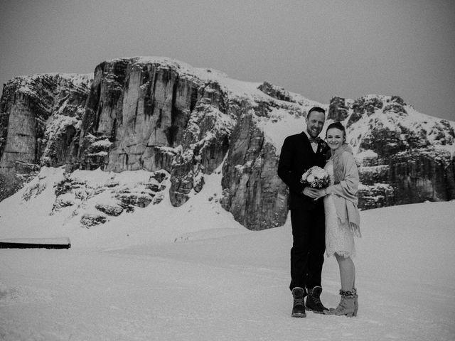 Il matrimonio di Marcel e Carolin a Corvara in Badia- Corvara, Bolzano 170
