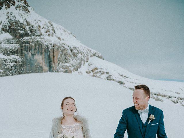 Il matrimonio di Marcel e Carolin a Corvara in Badia- Corvara, Bolzano 175