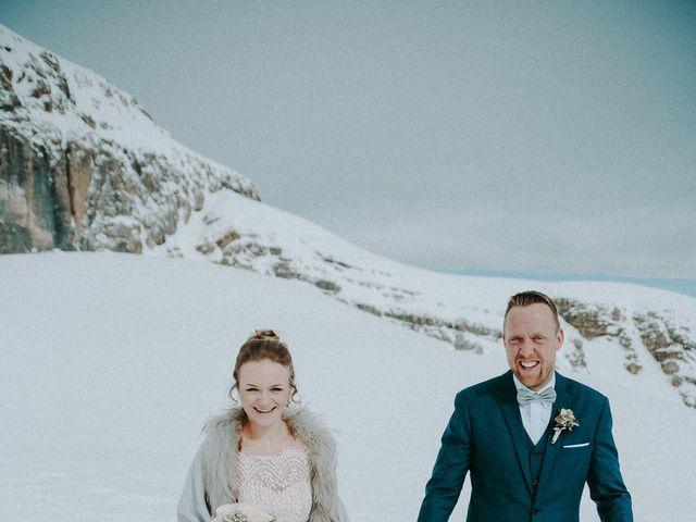 Il matrimonio di Marcel e Carolin a Corvara in Badia- Corvara, Bolzano 176