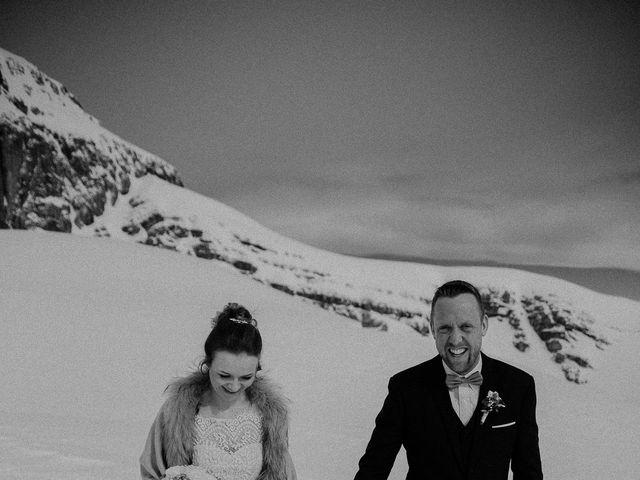 Il matrimonio di Marcel e Carolin a Corvara in Badia- Corvara, Bolzano 177