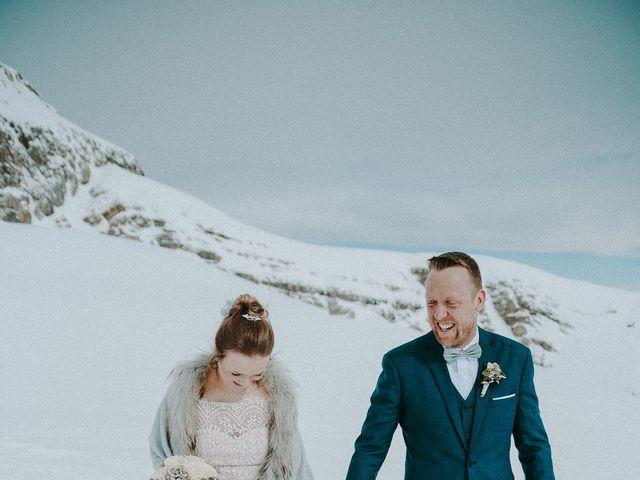 Il matrimonio di Marcel e Carolin a Corvara in Badia- Corvara, Bolzano 178