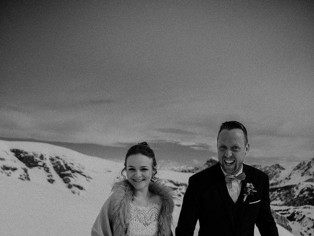Il matrimonio di Marcel e Carolin a Corvara in Badia- Corvara, Bolzano 180