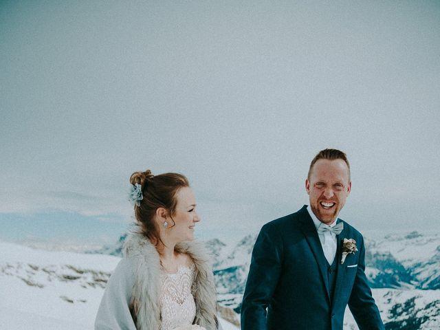 Il matrimonio di Marcel e Carolin a Corvara in Badia- Corvara, Bolzano 181