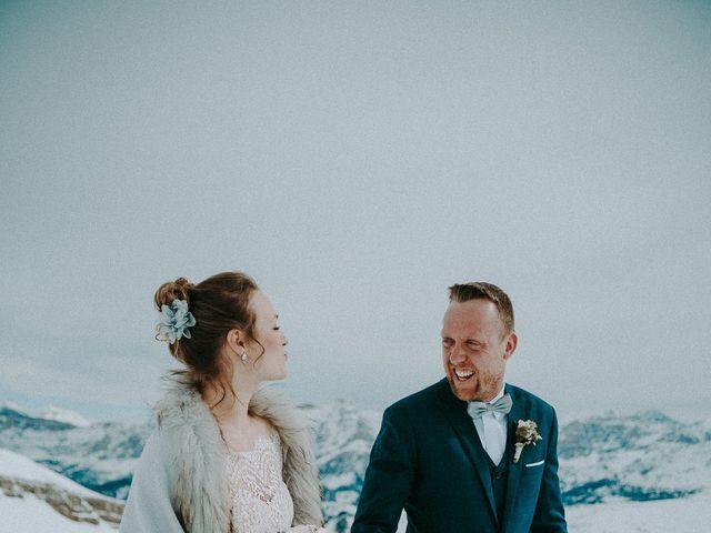 Il matrimonio di Marcel e Carolin a Corvara in Badia- Corvara, Bolzano 182