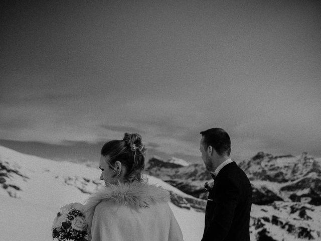 Il matrimonio di Marcel e Carolin a Corvara in Badia- Corvara, Bolzano 183