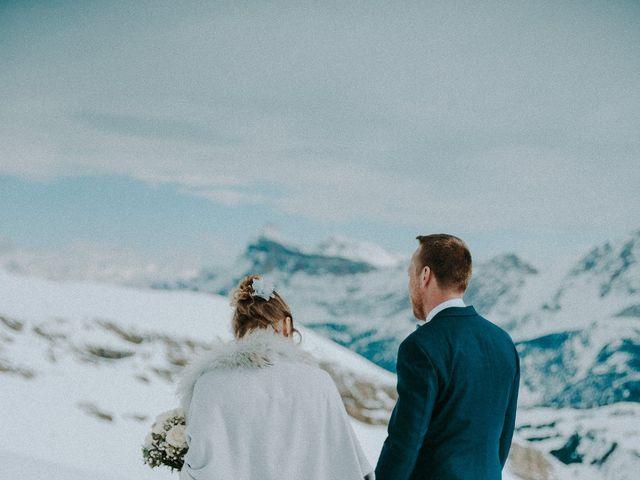 Il matrimonio di Marcel e Carolin a Corvara in Badia- Corvara, Bolzano 187