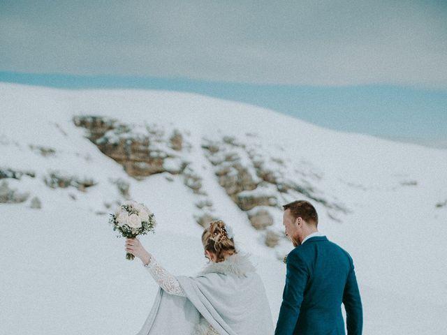 Il matrimonio di Marcel e Carolin a Corvara in Badia- Corvara, Bolzano 192
