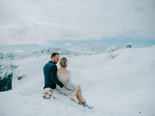 Il matrimonio di Marcel e Carolin a Corvara in Badia- Corvara, Bolzano 199