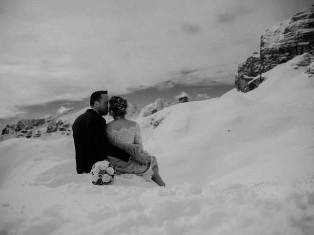 Il matrimonio di Marcel e Carolin a Corvara in Badia- Corvara, Bolzano 200