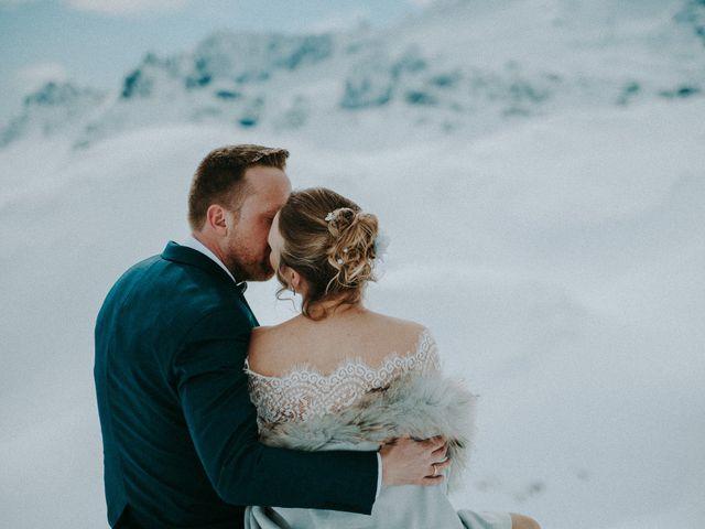 Il matrimonio di Marcel e Carolin a Corvara in Badia- Corvara, Bolzano 205
