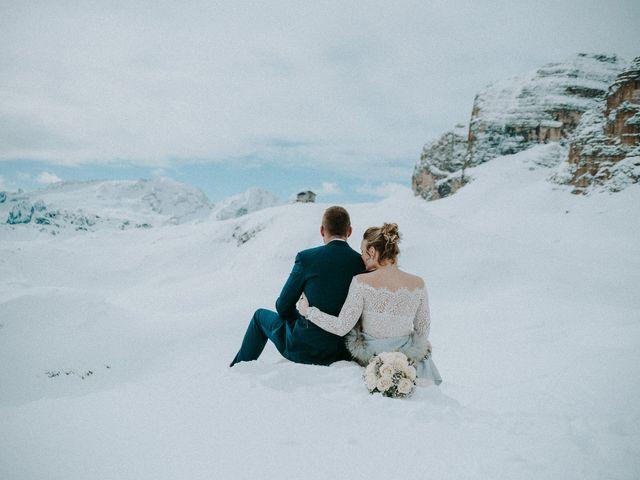 Il matrimonio di Marcel e Carolin a Corvara in Badia- Corvara, Bolzano 213