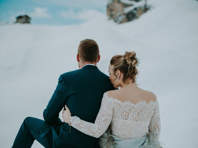 Il matrimonio di Marcel e Carolin a Corvara in Badia- Corvara, Bolzano 214