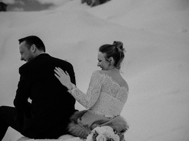 Il matrimonio di Marcel e Carolin a Corvara in Badia- Corvara, Bolzano 217