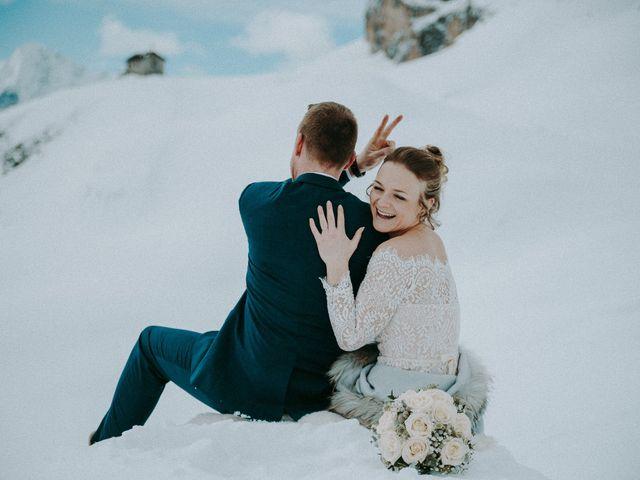 Il matrimonio di Marcel e Carolin a Corvara in Badia- Corvara, Bolzano 218