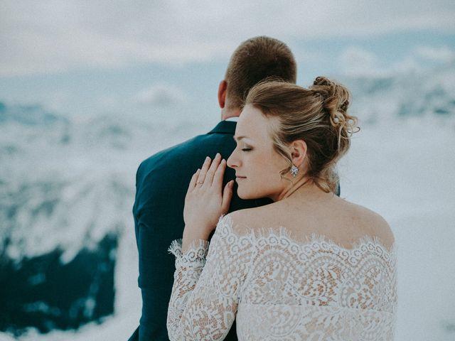 Il matrimonio di Marcel e Carolin a Corvara in Badia- Corvara, Bolzano 222