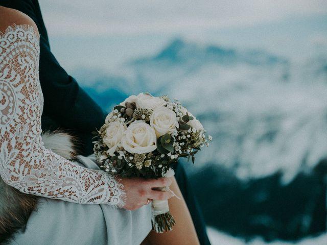 Il matrimonio di Marcel e Carolin a Corvara in Badia- Corvara, Bolzano 224
