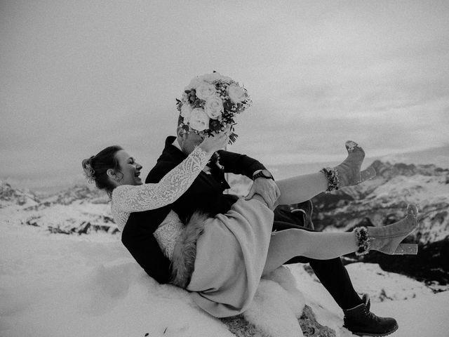 Il matrimonio di Marcel e Carolin a Corvara in Badia- Corvara, Bolzano 226