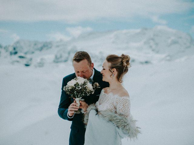 Il matrimonio di Marcel e Carolin a Corvara in Badia- Corvara, Bolzano 231