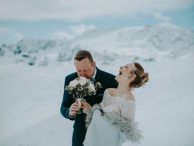 Il matrimonio di Marcel e Carolin a Corvara in Badia- Corvara, Bolzano 232