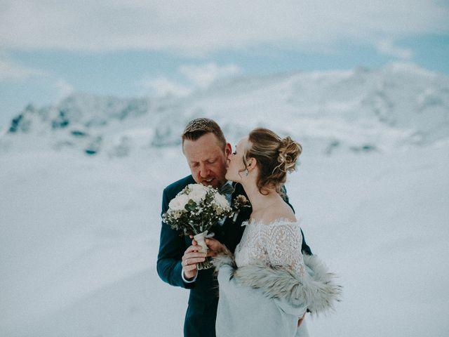 Il matrimonio di Marcel e Carolin a Corvara in Badia- Corvara, Bolzano 234