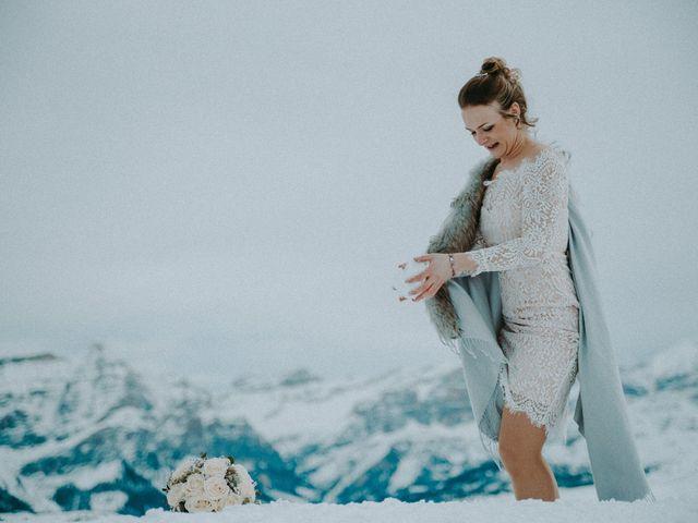 Il matrimonio di Marcel e Carolin a Corvara in Badia- Corvara, Bolzano 245