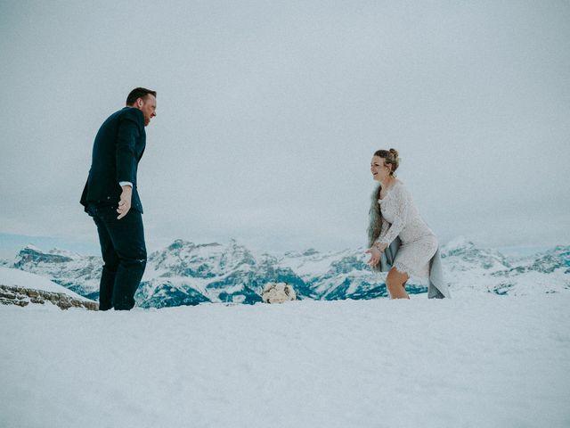 Il matrimonio di Marcel e Carolin a Corvara in Badia- Corvara, Bolzano 246